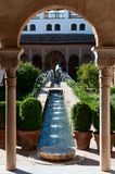Alhambra. Granada. Spain Stock Images