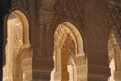 Alhambra Granada Spain Stock Images