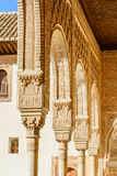 Alhambra, Granada, Spain Royalty Free Stock Photos