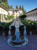 Alhambra Granada Stock Photos