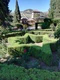 Alhambra Granada Royalty Free Stock Image