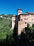 Alhambra Granada Royalty Free Stock Images