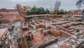 Alhambra, Granada, Spain - Archeology site Royalty Free Stock Photo
