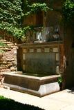 Alhambra, Granada, Spanien Lizenzfreies Stockbild