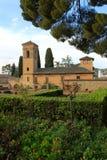 Alhambra, Granada Spanien Lizenzfreie Stockfotos
