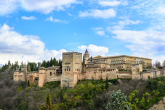Alhambra - Granada Stock Photos