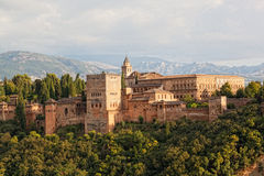 Alhambra, Granada Stock Photography