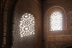 Alhambra, Grenade Images libres de droits