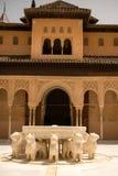 Alhambra Grenade Espagne photographie stock