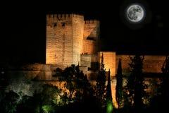 alhambra la Royaltyfri Foto