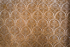 Alhambra modell Arkivfoto
