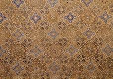 alhambra moorish mozaiki wzór Fotografia Stock
