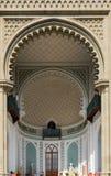 Alhambra no estilo árabe no terraço Imagem de Stock Royalty Free