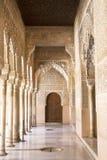 Alhambra pa?ac zdjęcia royalty free