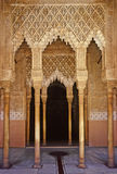 Alhambra palace Stock Images