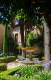Alhambra Palace Foto de Stock