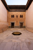Alhambra Palace Photo stock
