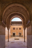 Alhambra Palace Images stock