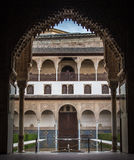 Alhambra Palace Foto de archivo