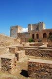 Alhambra Palace castle, Granada. Stock Photo