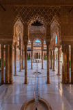 Alhambra palace Stock Photography