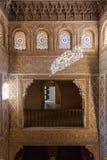 Alhambra palace Stock Photo