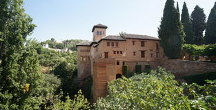 The Alhambra Royalty Free Stock Images