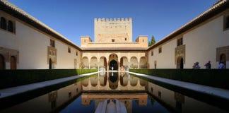 The Alhambra Stock Photos