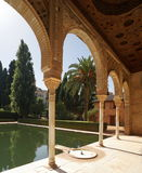 The Alhambra Stock Photo