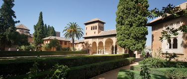The Alhambra Royalty Free Stock Image