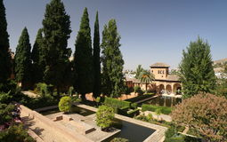 The Alhambra Royalty Free Stock Photography