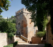 Alhambra Royalty Free Stock Images