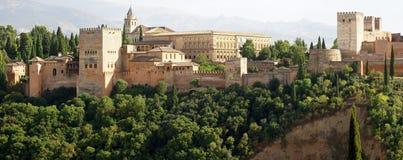 Alhambra Royalty Free Stock Photo