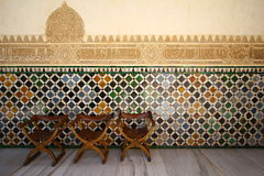 ALHAMBRA PALACE, GRANADA Royalty Free Stock Images