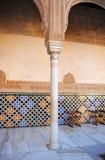 Alhambra palace in Granada, Spain Stock Image