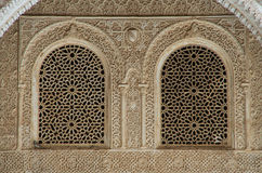 Alhambra Palace. Granada Spain in summer Royalty Free Stock Image