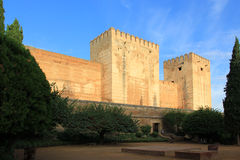 Alhambra palace, Spain Royalty Free Stock Image