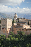 Alhambra palace, Spain Stock Image