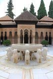 Alhambra palace, Spain Stock Photos