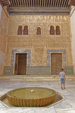 Alhambra palace, Spain Royalty Free Stock Images