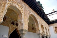Alhambra-Replik, Palma de Mallorca lizenzfreies stockfoto