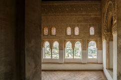 Alhambra room Royalty Free Stock Photography