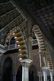 alhambra slott spain Arkivbild