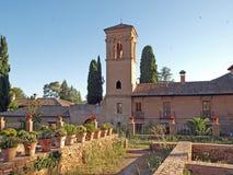 Alhambra-Spain stock photos