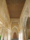 alhambra spain Royaltyfri Fotografi