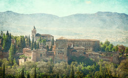 Alhambra Stock Photography