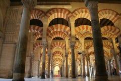 Alhambra von Granada stockfotos