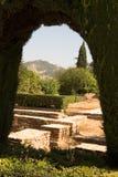 alhambra widok Granada Zdjęcia Royalty Free
