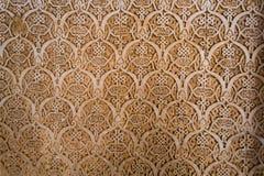 Alhambra wzór Zdjęcie Stock