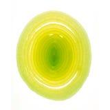 Alho-porro fresco Imagem de Stock